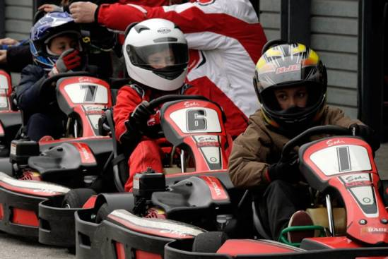 Circuit d'Osona Karting (Juniors)
