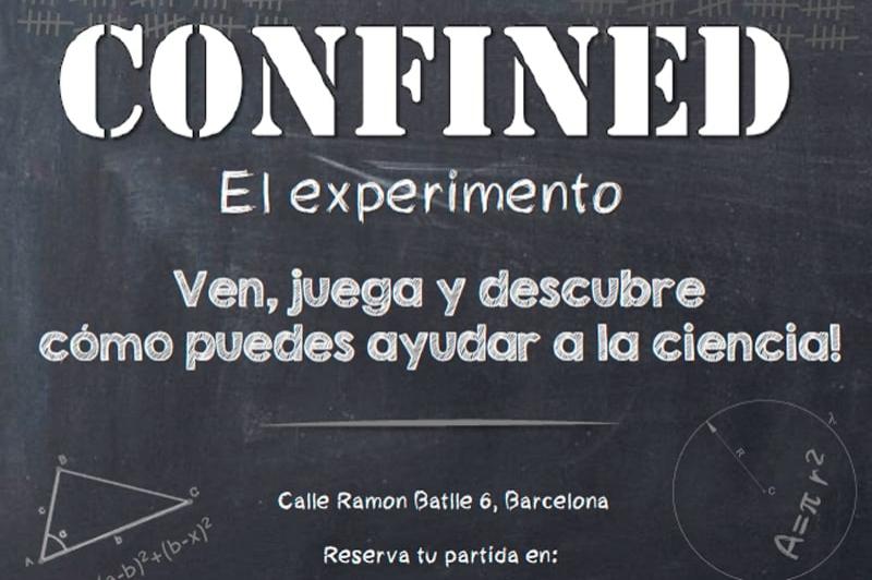Confined Room Escape El Experimento