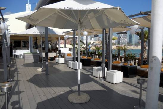 Boo Restaurant & Beach Club (Beach Club)