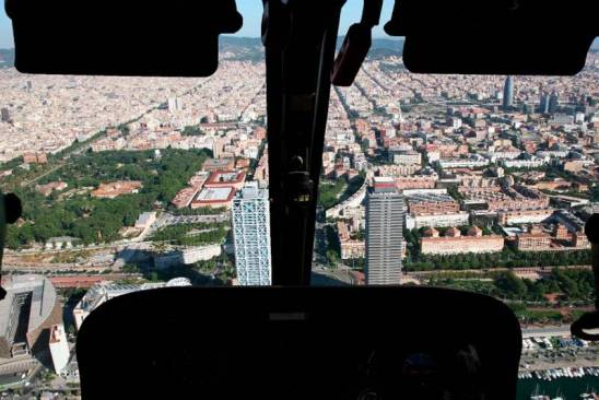 Barcelona Helicopters (Interior)