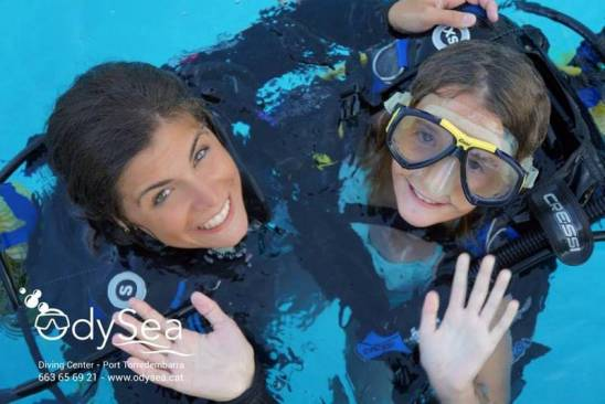OdySea - Centre de Busseig - Diving Center (Immersio)