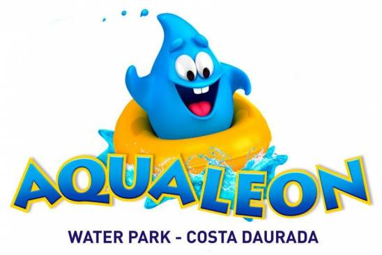 Aqualeón Water Park (Logo)