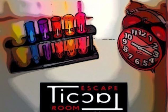 Tic Tac Room Escape (Logo 2)
