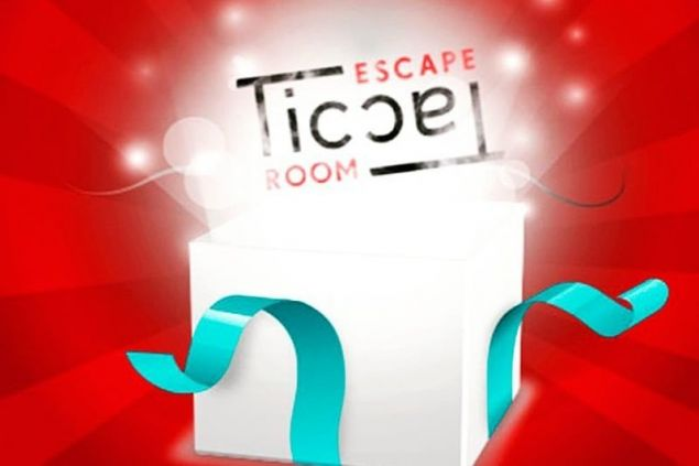 Tic Tac Room Escape (Logo)