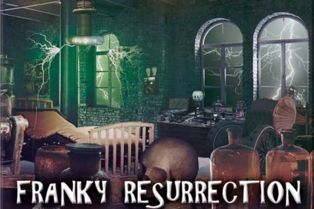 Scaparium Room Escape (Franky)