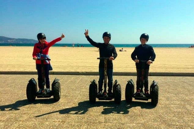 Funny Way (Segway Tour Empuriabrava)