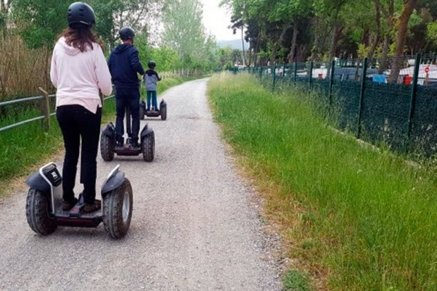 Funny Way (Segway Tour Platja Aro)