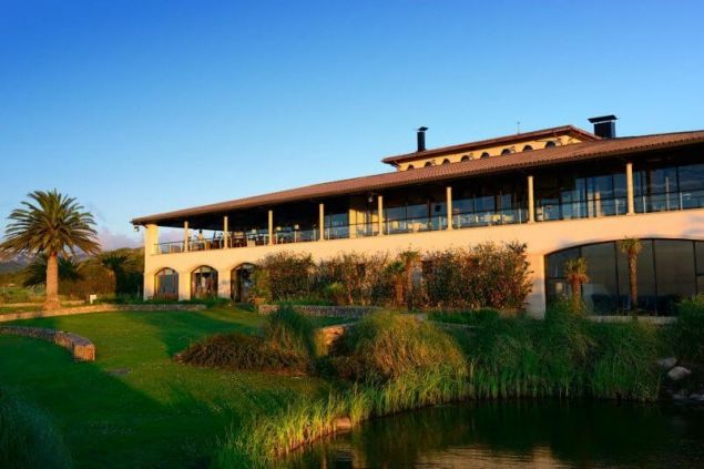 Club de Golf Bonmont (Bonmont Clubhouse)