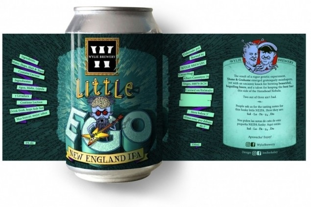 Wylie Sitges Craft Beer & Food (Little Ego)