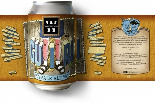 Wylie Sitges Craft Beer & Food (Pale Ale)