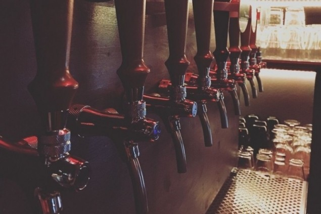 Wylie Sitges Craft Beer & Food (Aixetes)