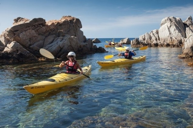 Kayaking Costa Brava (Excursio)