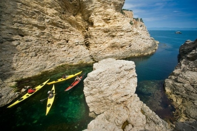 Kayaking Costa Brava (Vistes)