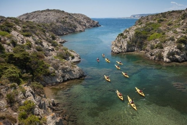 Kayaking Costa Brava (Grup)