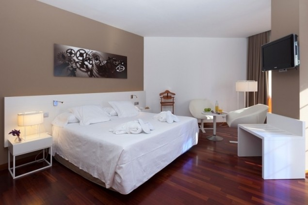 Hotel URH Mataró (Junior Suite)
