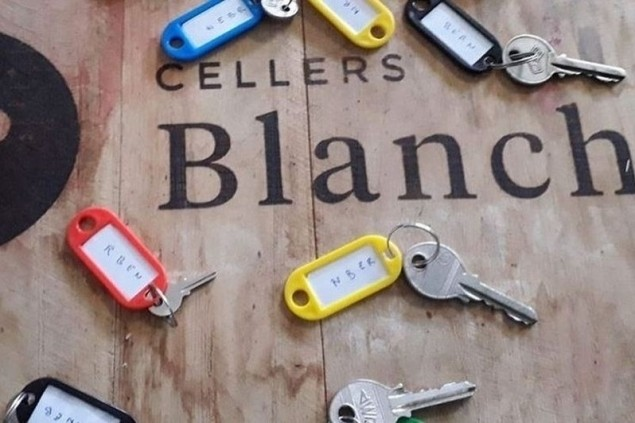 Cellers Blanch Escape room (Troba La Clau)