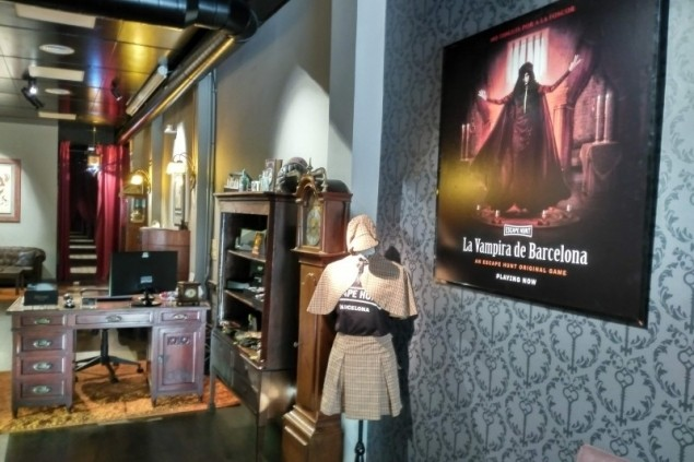 Escape Hunt Barcelona (Escape Room)