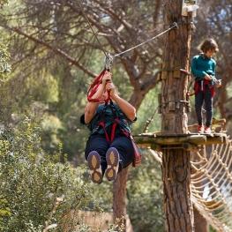 Bosc Tancat- Natupark-Parc d'Aventura