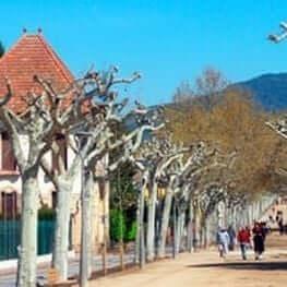 Centre de Visitants de la Garriga