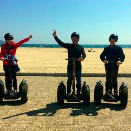 Funny Way Segway