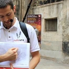 CultRuta, Rutes per  Barcelona