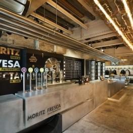 Fàbrica Moritz Barcelona