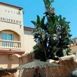 ElRetiro Hotelet