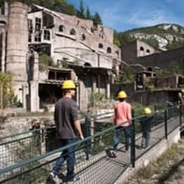 Museu del Ciment Asland de Castellar de n'Hug