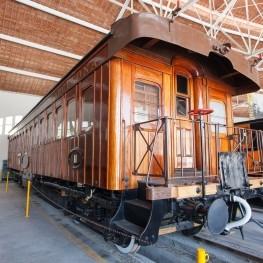 Museu del Ferrocarril de Vilanova i la Geltrú