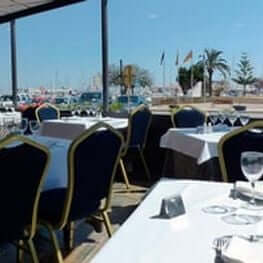 Restaurant Varadero La Ràpita
