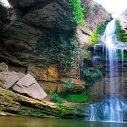 Agua y naturaleza para disfrutar con los cinco sentidos