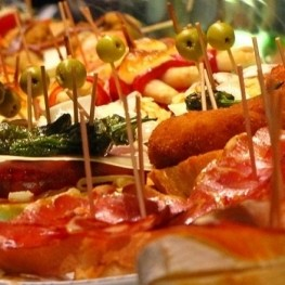 Let's go tapas in Catalonia
