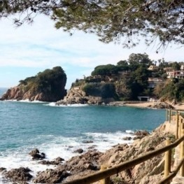 Caminos de Ronda on the Catalan coast