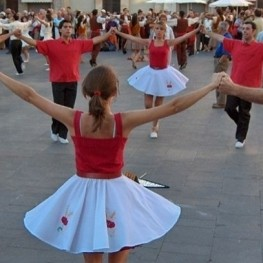 Sardana, la danse nationale de la Catalogne