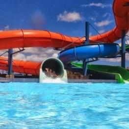 Parcs aquàtics per viure un estiu refrescant