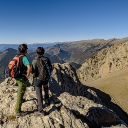 Walking routes in Catalonia