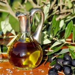 Try Catalan extra virgin olive oil