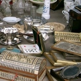 Travel back in time with antiques fairs
