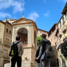 Guided tours of the towns and cities of Catalonia