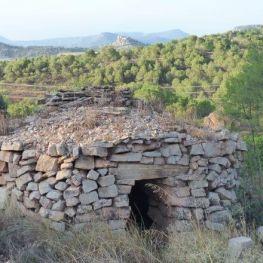 Barraques de pedra seca a l'Anoia