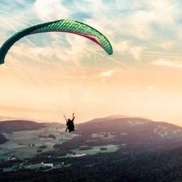 Fem aventura des de l'aire