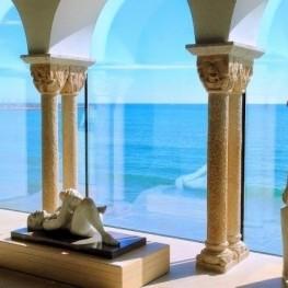 Nous faisons du tourisme dans les musées de Garraf