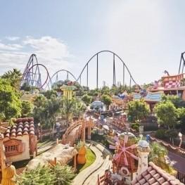 Tirage au sort: 1 entrée double pour PortAventura Park