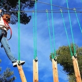 Tirage au sort: Forest Adventure Salou