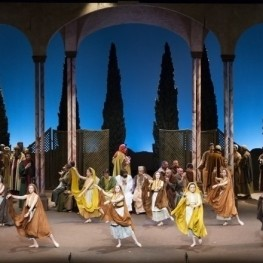 Raffle: two double tickets for the Passion of Olesa de Montserrat
