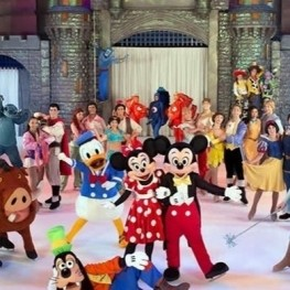 Instagram Draw: Two tickets to attend Disney On Ice