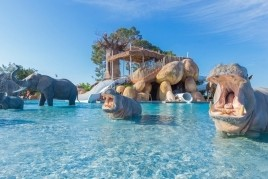 The Camping & Resort Sangulí Salou, recognized as one of…