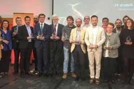 femturisme.cat awarded the Alimara CAT 2018 Award