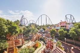 Draw: 1 double entry for PortAventura Park