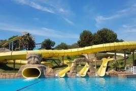 Raffle: two double tickets for the Aquopolis Costa Dorada